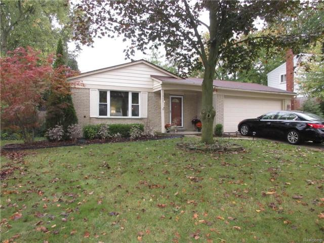 313 Sherrie Lane, Northville, MI 48167 (#217092230) :: RE/MAX Classic