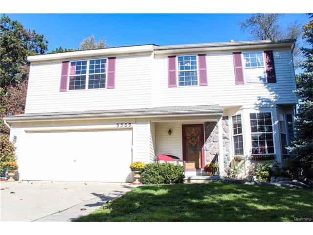 3369 Hilltop Drive, Holly Vlg, MI 48442 (#217092313) :: RE/MAX Classic