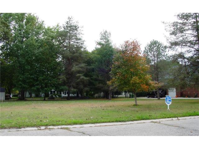 601 Saint Andrews, Saint Clair, MI 48079 (#217092551) :: The Buckley Jolley Real Estate Team