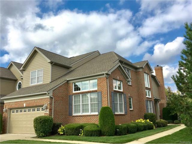 44694 Broadmoor Circle N, Northville Twp, MI 48168 (#217092628) :: RE/MAX Classic