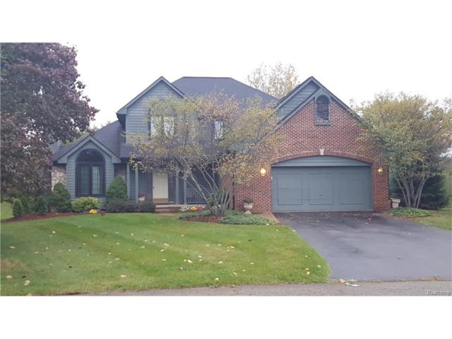 1363 Horseshoe Circle, Milford Twp, MI 48381 (#217092721) :: RE/MAX Classic