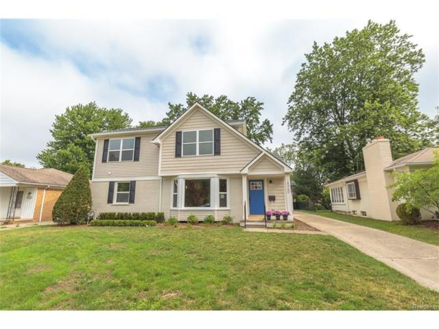 18460 Beverly Road, Beverly Hills Vlg, MI 48025 (#217092724) :: RE/MAX Vision