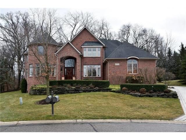 28638 Wintergreen Court, Farmington Hills, MI 48331 (#217092885) :: RE/MAX Classic