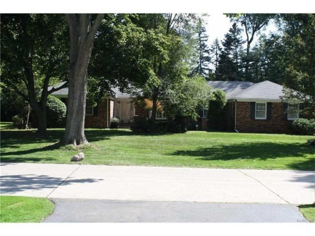 28612 Lincolnview Drive, Farmington Hills, MI 48334 (#217092896) :: RE/MAX Classic