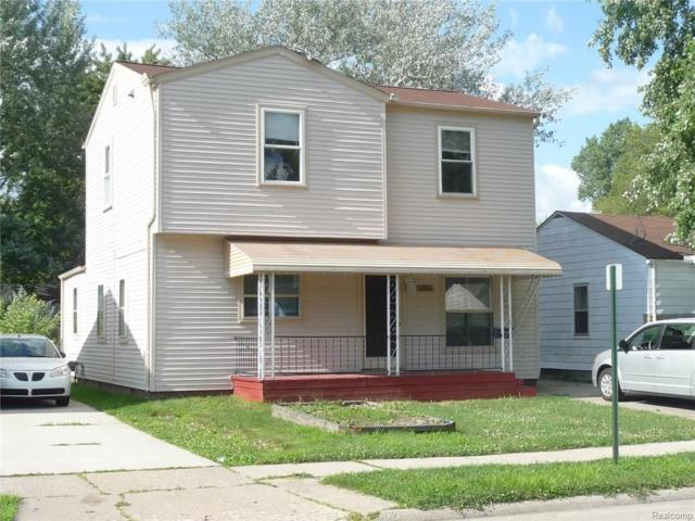 529 E Hudson Avenue, Madison Heights, MI 48071 (#217092977) :: RE/MAX Vision