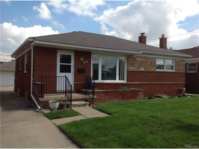 28316 Brush Street, Madison Heights, MI 48071 (#217093005) :: RE/MAX Vision