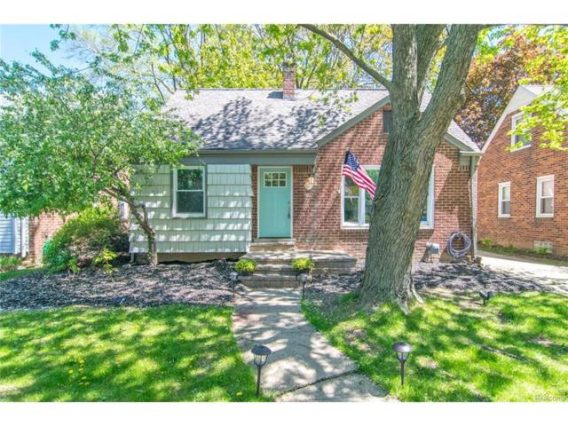 3030 N Wilson Avenue, Royal Oak, MI 48073 (#217093033) :: RE/MAX Vision