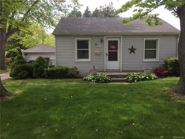 6441 N Silvery Lane, Dearborn Heights, MI 48127 (#217093163) :: RE/MAX Classic