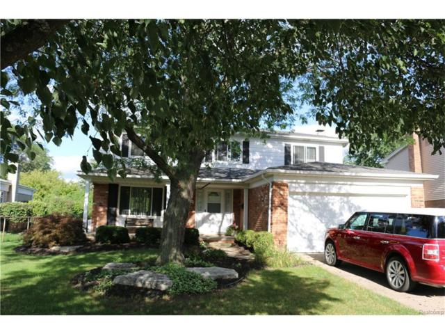 7250 Irongate Road, Canton Twp, MI 48187 (#217093186) :: RE/MAX Classic