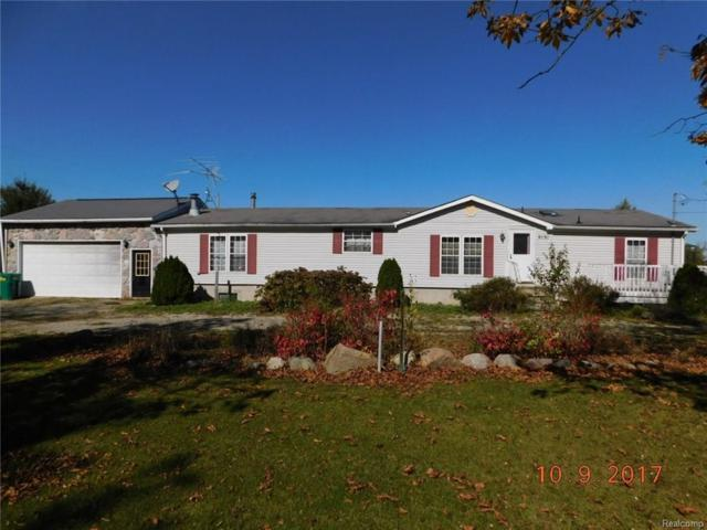 9191 Parshallville Road, Tyrone Twp, MI 48430 (#217093195) :: The Buckley Jolley Real Estate Team