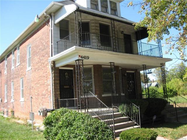 4421 Townsend Street, Detroit, MI 48214 (#217093207) :: RE/MAX Classic