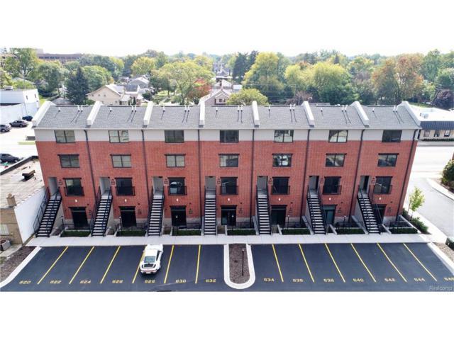 638 W Eleven Mile Road, Royal Oak, MI 48067 (#217093238) :: Duneske Real Estate Advisors