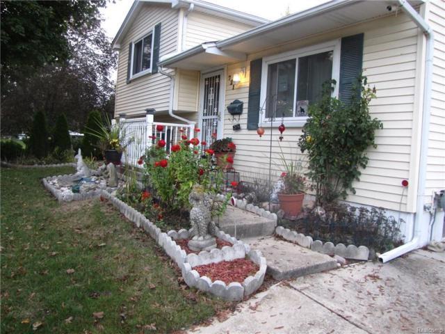 721 E Columbia Avenue, Pontiac, MI 48340 (#217093275) :: RE/MAX Vision