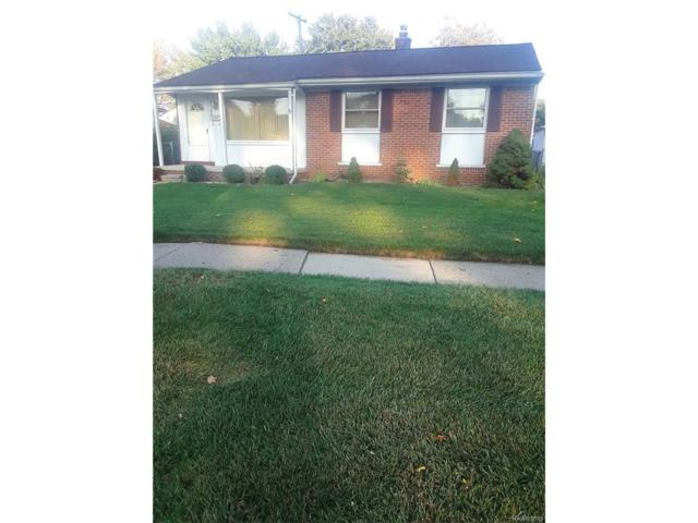 28306 Delton Street, Madison Heights, MI 48071 (#217093277) :: RE/MAX Vision