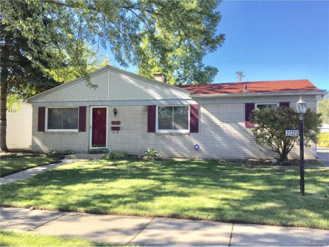 27323 Brush Street, Madison Heights, MI 48071 (#217093335) :: RE/MAX Vision