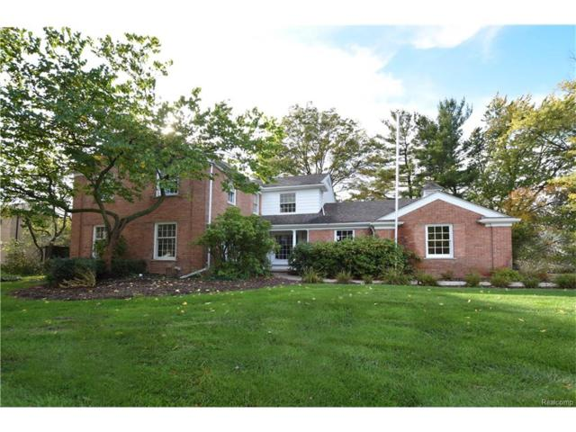 4454 Barchester Dr. Drive, Bloomfield Hills, MI 48302 (#217093377) :: RE/MAX Classic