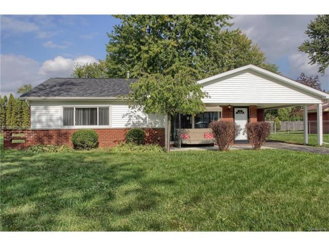 2502 Ivanhoe Drive, West Bloomfield Twp, MI 48324 (#217093378) :: RE/MAX Classic