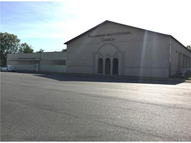 14015 Hamilton Ave., Highland Park, MI 48203 (#217093388) :: RE/MAX Classic