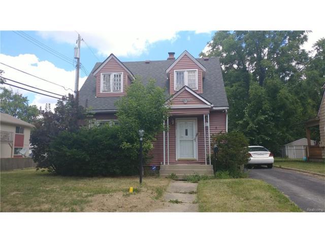557 Lowell Street, Pontiac, MI 48340 (#217093400) :: Metro Detroit Realty Team | eXp Realty LLC