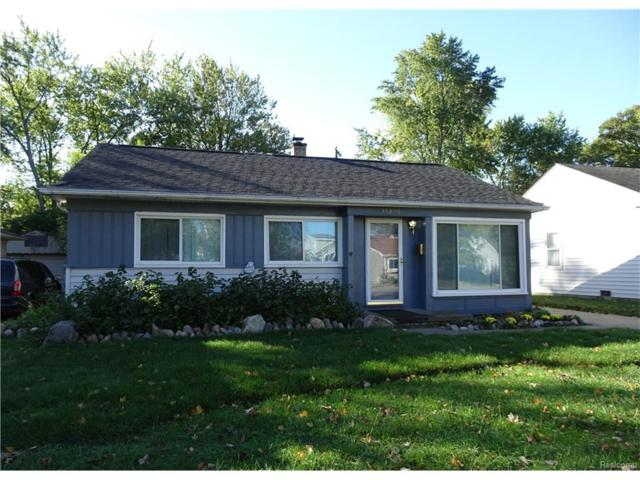 15805 W Fourteen Mile Road, Beverly Hills Vlg, MI 48025 (#217093414) :: RE/MAX Classic