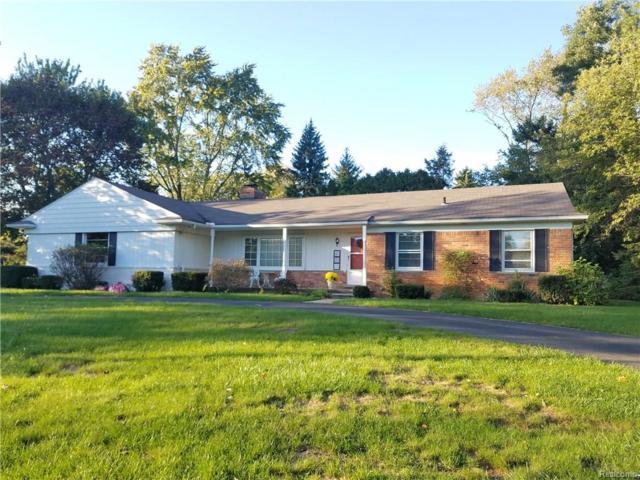 31894 Merton Drive, Farmington Hills, MI 48334 (#217093440) :: The Buckley Jolley Real Estate Team