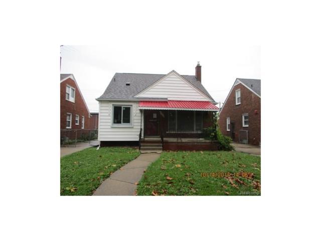 16963 Carlisle Street, Detroit, MI 48205 (#217093561) :: Metro Detroit Realty Team | eXp Realty LLC