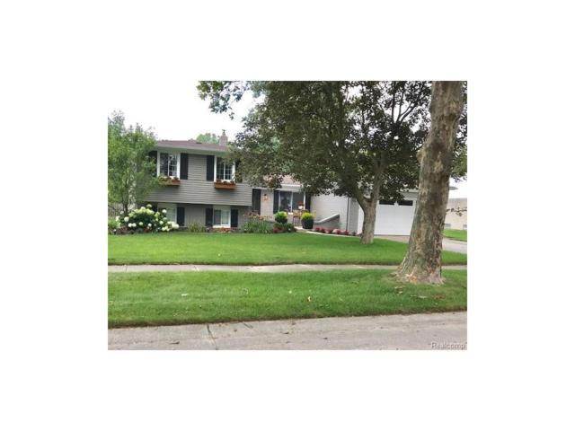 5156 Tyler Drive, Troy, MI 48085 (#217093642) :: Simon Thomas Homes