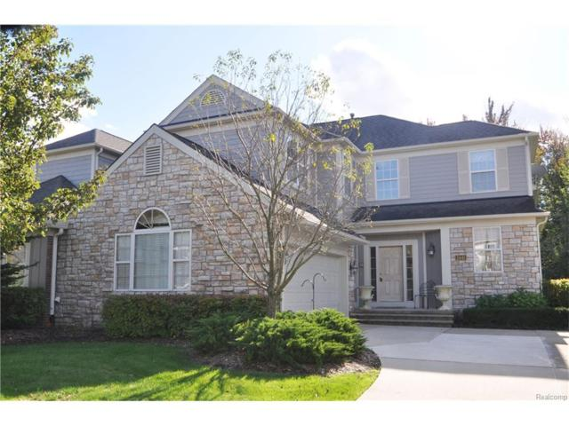 2441 Winding Brook Court #48, Rochester Hills, MI 48309 (#217093646) :: Simon Thomas Homes
