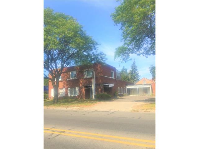 19144 Schoolcraft, Detroit, MI 48223 (#217093702) :: RE/MAX Classic