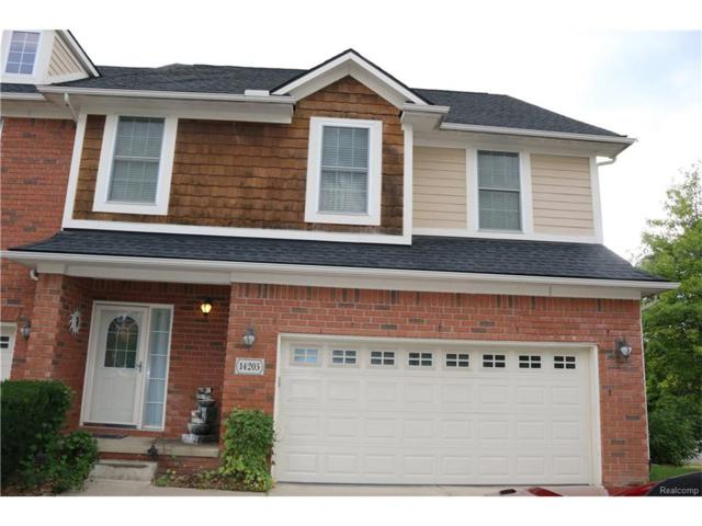 14205 Terrace Court, Plymouth Twp, MI 48170 (#217093705) :: RE/MAX Classic
