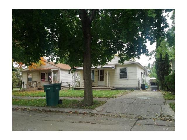 1584 University Avenue, Lincoln Park, MI 48146 (#217093713) :: RE/MAX Classic