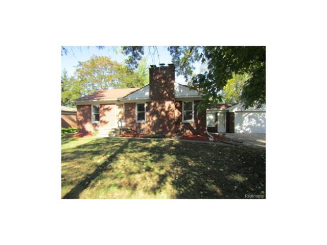 16976 N Stanmoor Drive, Livonia, MI 48154 (#217093745) :: Metro Detroit Realty Team | eXp Realty LLC