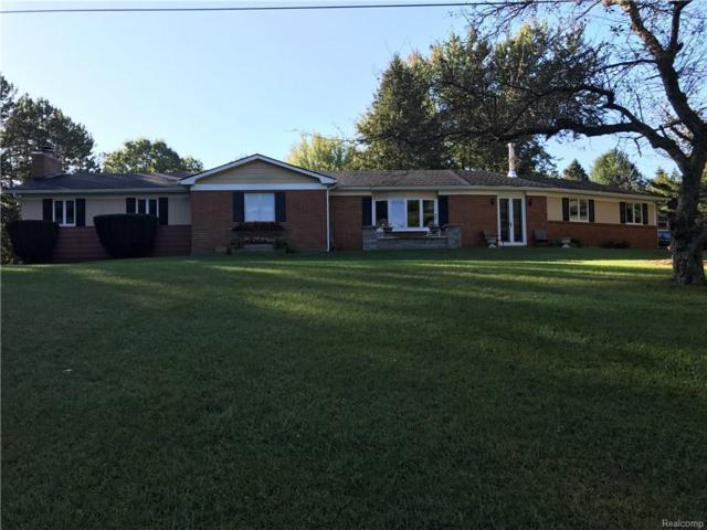 360 E Schafer Road, Putnam Twp, MI 48169 (#217093768) :: The Buckley Jolley Real Estate Team