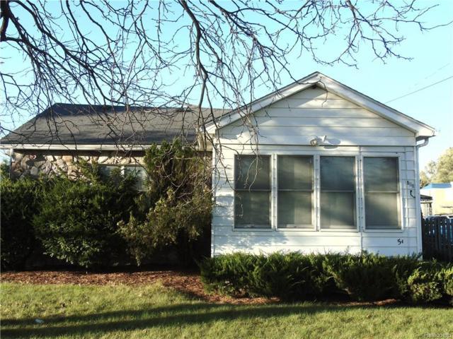 542 Harriet Street, Ypsilanti, MI 48197 (#217093784) :: The Buckley Jolley Real Estate Team
