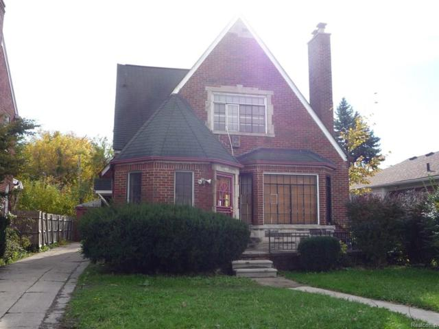13012 Chandler Park, Detroit, MI 48213 (#217093800) :: Metro Detroit Realty Team   eXp Realty LLC