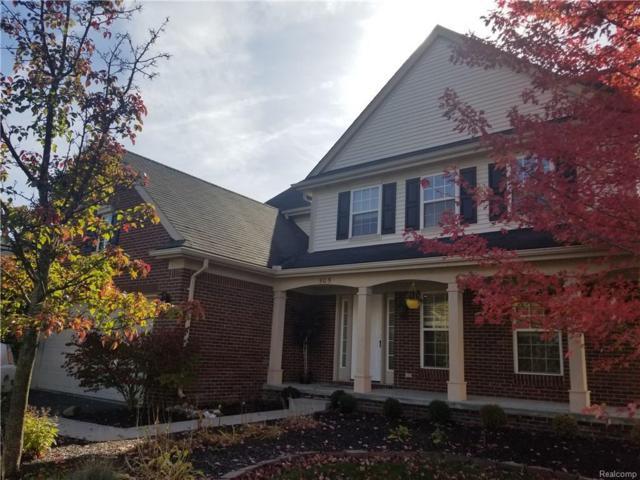 505 Boulder Lake Drive, Oxford Twp, MI 48371 (#217093840) :: Simon Thomas Homes