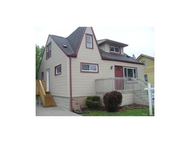 325 Academy Street, Ferndale, MI 48220 (#217093870) :: Metro Detroit Realty Team | eXp Realty LLC