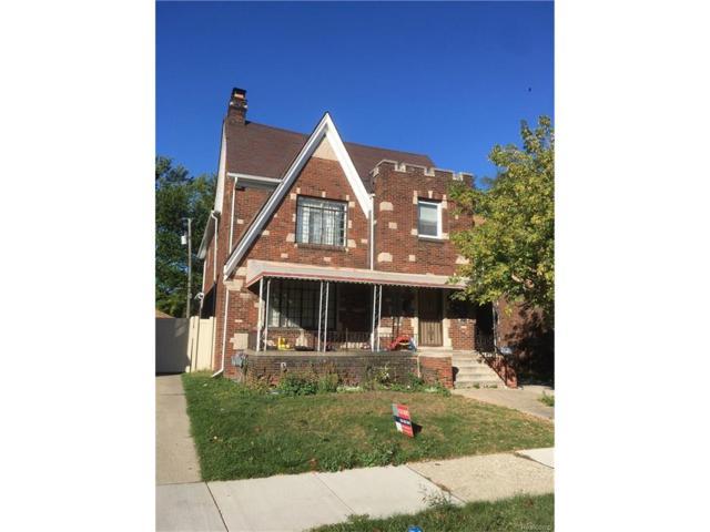 18099 Cherrylawn Street, Detroit, MI 48221 (#217093917) :: Metro Detroit Realty Team   eXp Realty LLC
