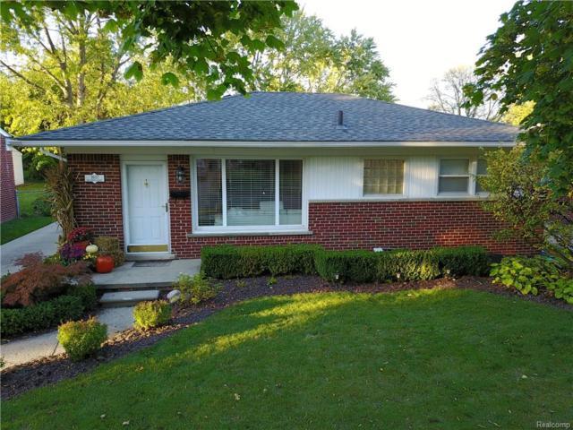 1607 Englewood Avenue, Royal Oak, MI 48073 (#217094074) :: The Buckley Jolley Real Estate Team