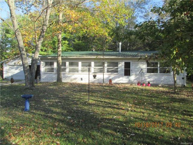 5830 Klettner Street, Saint Clair Twp, MI 48079 (#217094313) :: The Buckley Jolley Real Estate Team