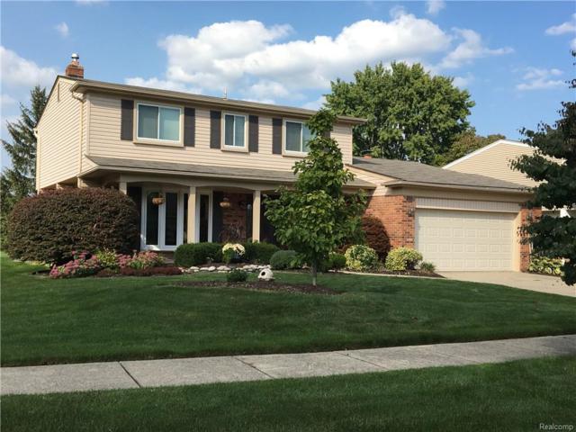 1095 Trevino Drive, Troy, MI 48085 (#217094374) :: Simon Thomas Homes