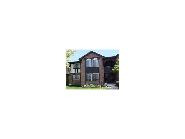 29138 Wellington Road W, Southfield, MI 48034 (#217094442) :: The Buckley Jolley Real Estate Team