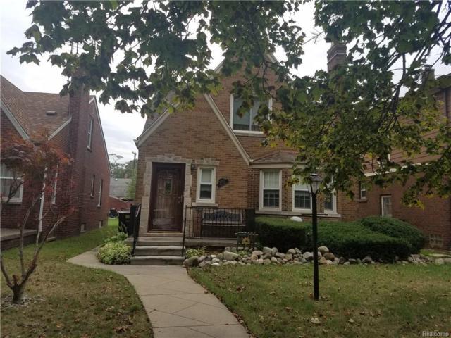 3323 S Liddesdale Street, Detroit, MI 48217 (MLS #217095141) :: The Toth Team