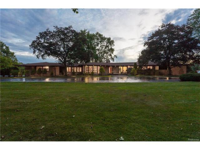 580 E Long Lake Road, Bloomfield Hills, MI 48304 (MLS #217095416) :: The Toth Team