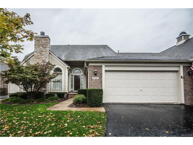 16967 Lochmoor Circle W, Northville Twp, MI 48168 (#217096103) :: RE/MAX Classic