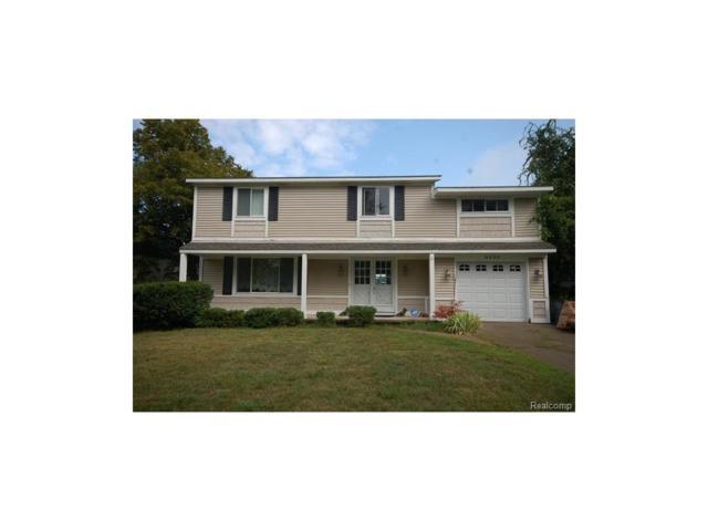 6330 Lakeshore, West Bloomfield Twp, MI 48323 (#217096315) :: The Buckley Jolley Real Estate Team