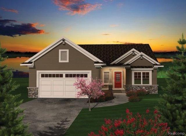 9 Beethoven Boulevard, Davison Twp, MI 48423 (#217096429) :: The Buckley Jolley Real Estate Team