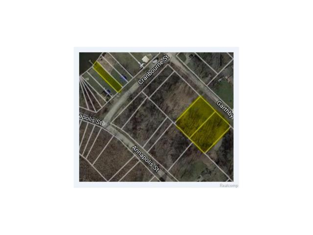 7 LOTS Garthby Street, Commerce Twp, MI 48342 (MLS #217097613) :: The Toth Team
