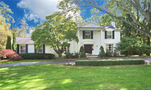 552 Kingsley Trail, Bloomfield Hills, MI 48304 (#217098758) :: RE/MAX Classic