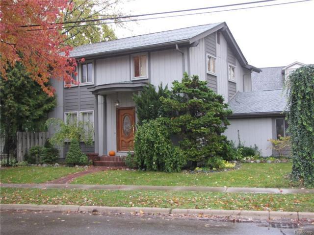 615 Davis Avenue, Birmingham, MI 48009 (#217099273) :: RE/MAX Classic